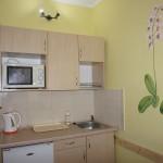 Apartament Orchidea Aneks Kuchenny